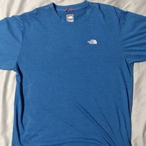 Men's The North Face Vaporwick sz L. Syn.Tshirt